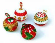 beaded ball group