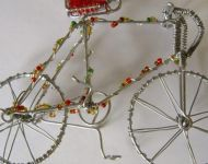 wire & bead bike 1